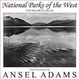 Ansel Adams 2014 Mini Wall Calendar, , 193569409X