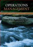 Operations Management, Stevenson, William J., 0077284097