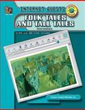 Internet Quest - Folk Tales and Tall Tales, Kellie Lloyd, 0743934091