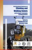 Climbing and Walking Robots and the Supporting Technologies for Mobile Machines 9781860584091