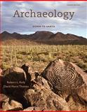 Archaeology : Down to Earth, Thomas, David Hurst and Kelly, Robert L., 0495814091