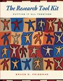 Research Tool Kit : Putting It All Together, Freidman, Bruce, 0534344097