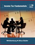 Income Tax Fundamentals 2010 (with TaxCut Tax CD-ROM), Whittenburg, Gerald E. and Altus-Buller, Martha, 1439044090