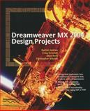 Dreamweaver MX 2004 Design Projects, Andrew, Rachel and Grannell, Craig, 1590594096
