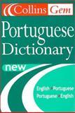 Collins Gem Portuguese Dictionary, HarperCollins Publishers Ltd. Staff, 0004724097