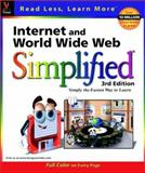 Internet and World Wide Web Simplified, Ruth Maran and Paul Whitehead, 0764534092