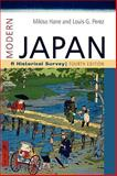 Modern Japan : A Historical Survey, Hane, Mikiso and Perez, Louis G., 0813344093
