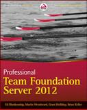 Professional Team Foundation Server 2012, Ed Blankenship and Grant Holliday, 1118314093