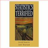 Statistics for the Terrified, Kranzler, Gerald and Moursund, Janet, 0139554106