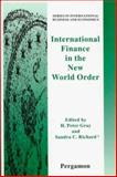 International Finance in the New World Order, , 0080424104