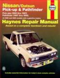 Nissan/Datsun Pick-Up and Pathfinder, Rik Paul and Ken Freund, 1563924102