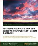 Microsoft SharePoint 2010 and Windows Powershell 2. 0, Yaroslav Pentsarskyy, 1849684103