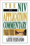 NIV Application Commentary, Ajith Fernando and Belleville District Christian School Staff, 0310494109