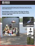 Determination of Flow Losses in the Cape Fear River Between B. Everett Jordan Lake and Lillington, North Carolina, 2008?2010, J. Weaver and Kristen McSwain, 1500164100