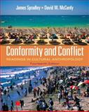Conformity and Conflict : Readings in Cultural Anthropology, Spradley, James and McCurdy, David W., 0205234100