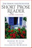 The Simon and Schuster Short Prose Reader, Funk, Robert W., 0130974102