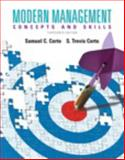 Modern Management, Certo, Samuel C. and Certo, Trevis, 0133254100
