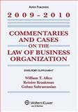 Commentaries and Cases Law Business Organization 2009-2010 Stat Sup 9780735584105