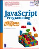 JavaScript Programming for the Absolute Beginner, Harris, Andy, 0761534105