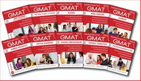 Complete GMAT Strategy Guide Set, 6th Edition, - Manhattan Prep, 1941234100
