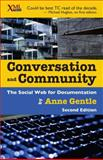 Conversation and Community, Anne Gentle, 1937434109