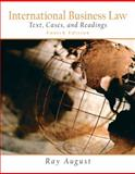 International Business Law, August, Ray, 0131014102