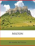 Milton, Bd Mark Pattison, 114624410X