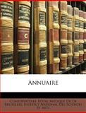 Annuaire, Conservatoire Royal Mus De De Bruxelles, 1148534105