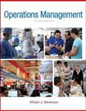 Operations Management, Stevenson, William J., 0078024102