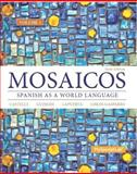 Mosaicos, Volume 1 with MySpanishLab with Pearson EText -- Access Card Package ( One-Semester Access), Castells, Matilde Olivella and Guzmán, Elizabeth E., 0133844102