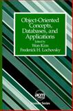 Object-Oriented Languages, Applications and Databases, Kim, Won and Lochovsky, Frederick H., 0201144107
