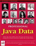 Java Data, Bishop, Thomas and Mitchell II, Glenn E., 1861004109