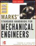 Mark's Standard Handbook for Mechanical Engineers on CD-ROM, Avallone, Eugene A. and Baumeister, Theodore, 007134411X