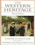 The Western Heritage Chapters 13-31, Kagan and Ozment, 0130814113