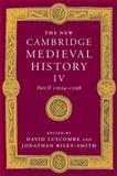The New Cambridge Medieval History : C. 1024-C. 1198, , 0521414113