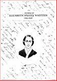Diary of Elizabeth Hussey Whittier (1836-1838), Whittier, Elizabeth Hussey, 0981614116