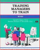 Training Managers to Train 9781560524113
