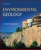 Environmental Geology, Montgomery, Carla, 0073524115