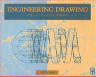 Engineering Drawing with CAD Applications 9780340504116
