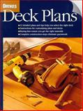Ortho's Deck Plans, Robert J. Beckstrom and Kenneth S. Burton, 0897214110
