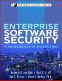 Enterprise Software Security : A Confluence of Disciplines, Van Wyk, Kenneth R. and Graff, Mark G., 0321604113
