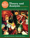 The Musician's Guide to Theory and Analysis, Clendinning, Jane Piper and Marvin, Elizabeth West, 0393124118