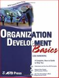 Organization Development Basics, Lisa Haneberg, 1562864114