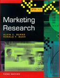 Marketing Research, Burns, Alvin C. and Bush, Ronald F., 0130144118