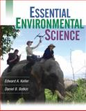Essential Environmental Science, Botkin, Daniel B. and Keller, Edward A., 0471704113