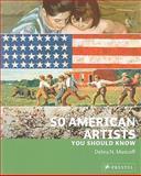 50 American Artists You Should Know, Debra Mancoff, 3791344110