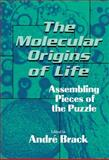 The Molecular Origins of Life 9780521564120