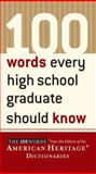 100 Words Every High School Graduate Should Know, , 0618374124