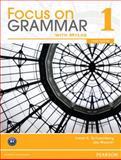 Focus on Grammar 1 with MyEnglishLab, Schoenberg, Irene E. and Maurer, Jay, 0132484129