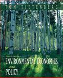 Environmental Economics and Policy, Tietenberg, Thomas H., 0321194128